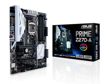 ASUS PRIME Z270-A Motherboard LGA 1151
