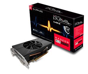 Sapphire Pulse RX 570 ITX 4GB