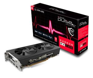Sapphire Pulse RX 580 8GB OC