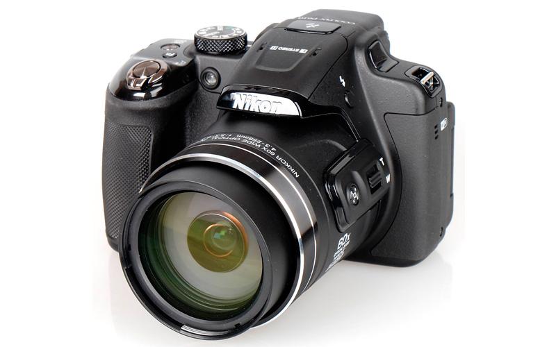 Nikon Coolpix P610. cámaras ultrazoom más potentes