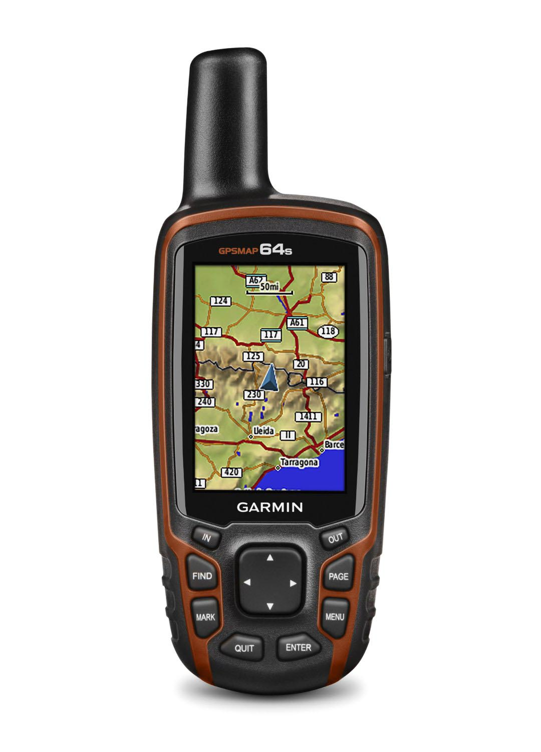 Garmim GPS MAP 64s