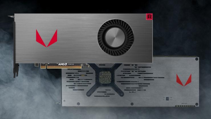 AMD Radeon RX Vega 64 Limited