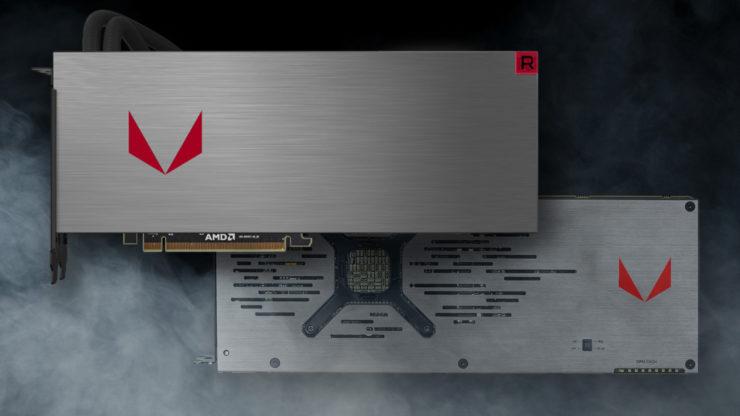 AMD Radeon RX Vega 64 LiquidCooled Edition