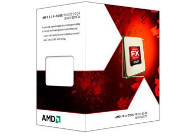 AMD FX 4350 Quad Core 4.2 Processor AM3+ Socket