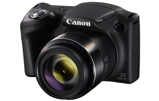 Mejor Zoom por menos de 250 $: Canon PowerShot SX420 IS