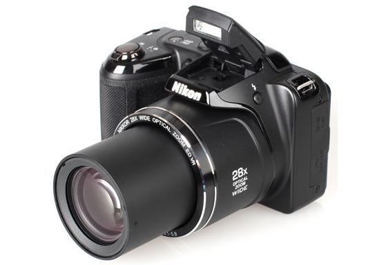 Mejor valor: Nikon Coolpix L340