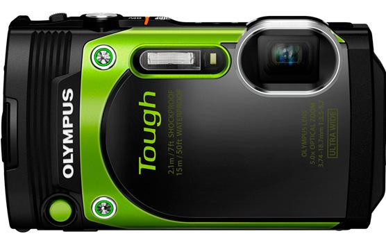 Mejor cámara impermeable: Olympus TG-870