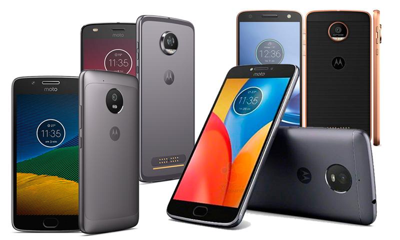 Los mejores teléfonos Motorola 2017
