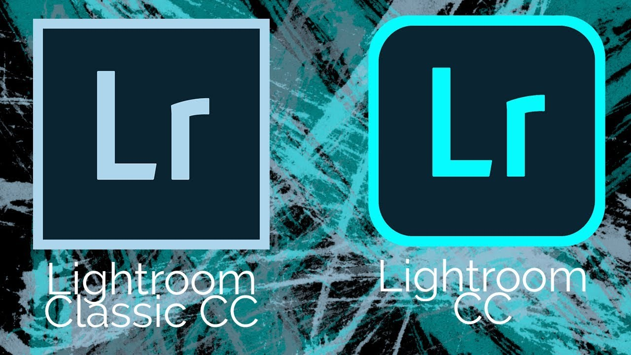 Lightroom CC vs Lightroom Classic