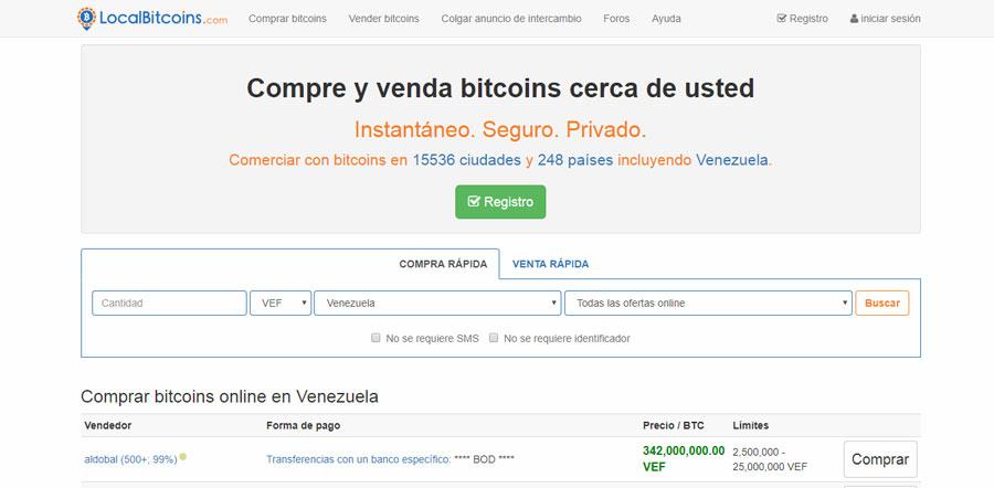 comprar Bitcoins 2019