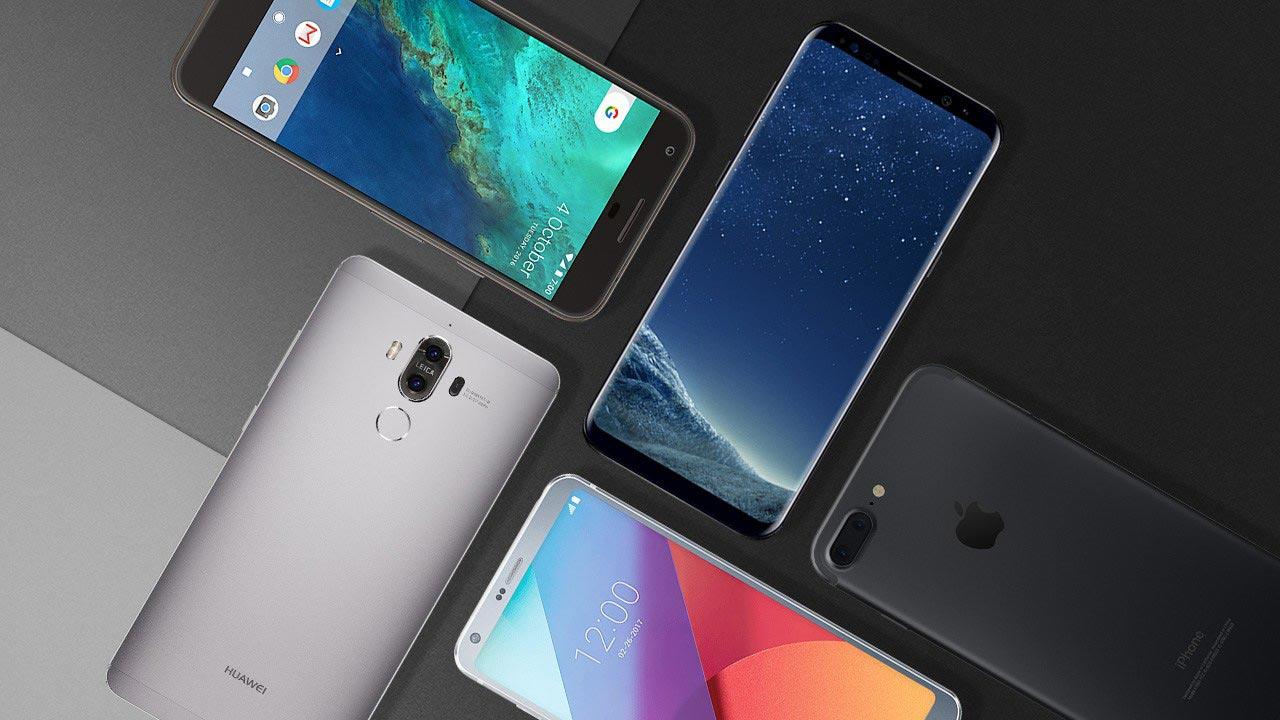 b57adcd2a99 Los mejores celulares del momento (Febrero 2018)