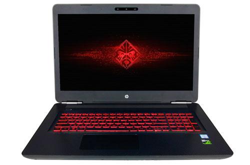 Gaming laptop HP Omen 17