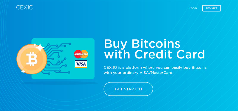 Compra Bitcoin con tarjeta de credito