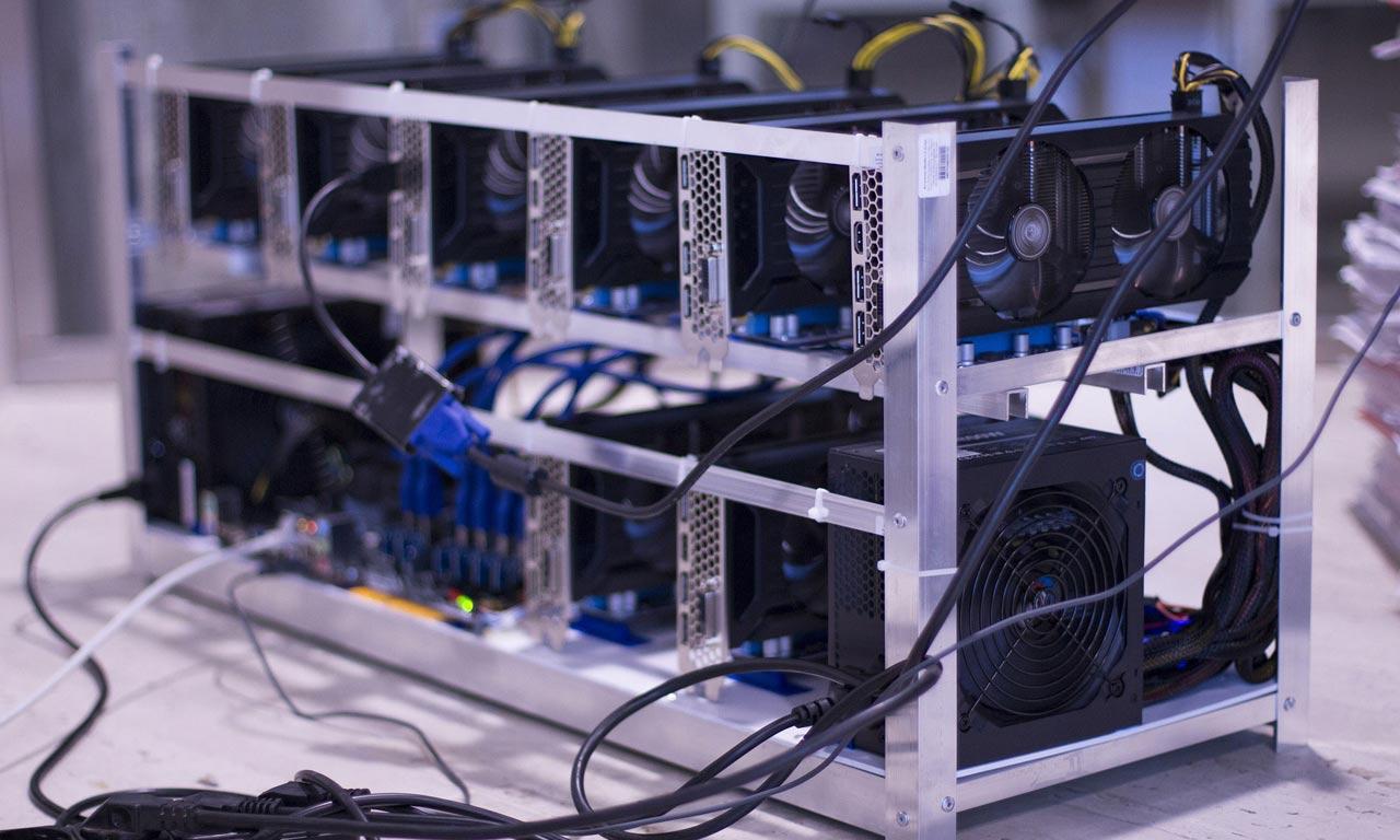 Como armar un rig de minería Ethereum
