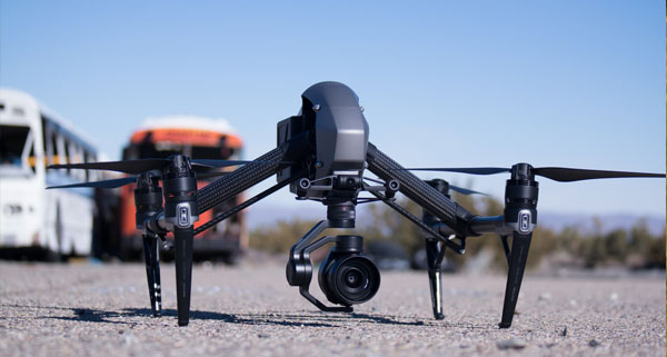 El mejor dron para cineastas DJI Inspire 2