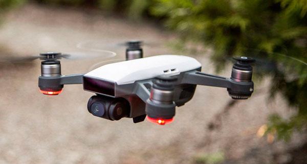 DJI Spark El mejor dron para selfies
