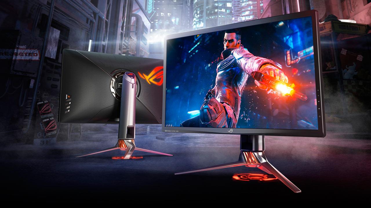 Los mejores monitores para gaming económicos (2018)