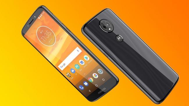 92929b3660d El Moto E5 y el Moto E5 Plus tienen pantallas de 5,7 y 6 pulgadas, formato  18:9 y resolución de 1440×720, pero el aspecto notable de ambos teléfonos  son los ...