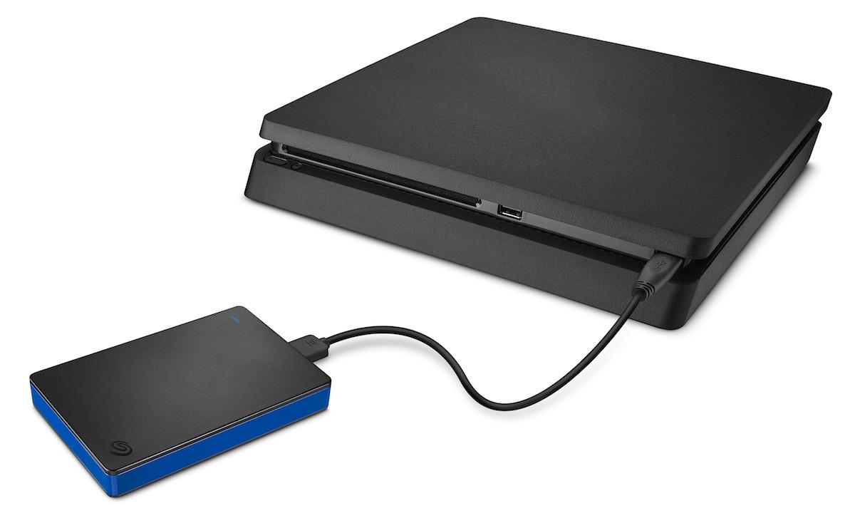 Los mejores discos duros externos PS4