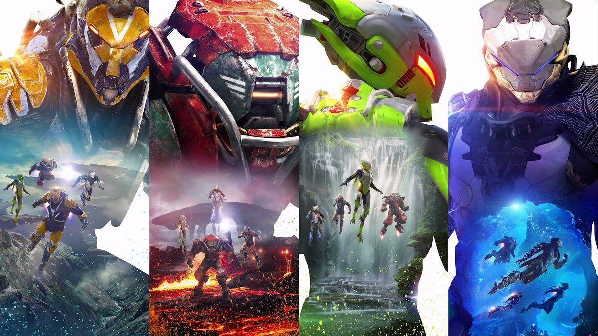 Los mejores juegos del E3 2018