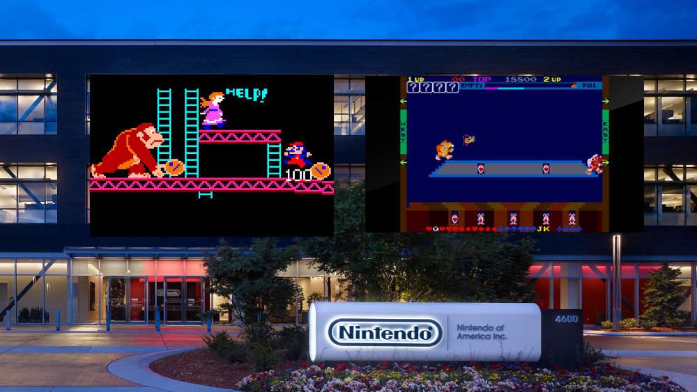 Nintendo resucita para el Switch dos de sus títulos arcade más clásicos