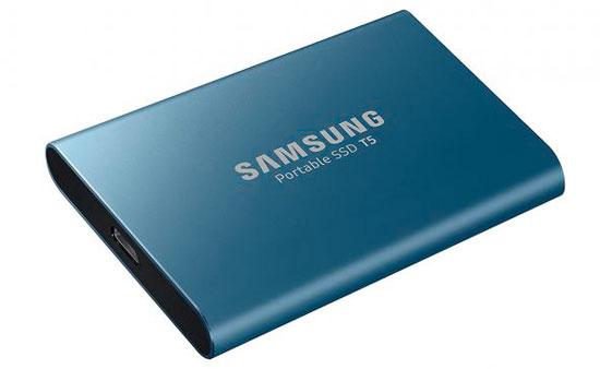 Samsung SSD Portátil T5