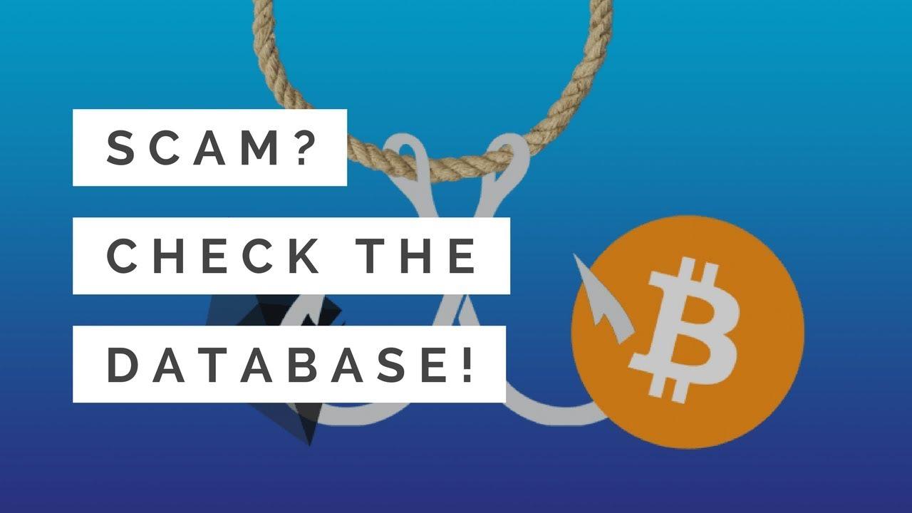 EtherscamDB: el sitio web que te ayuda a evitar estafas de criptomonedas