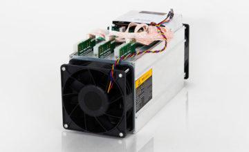 ASIC para minería Bitcoin Antminer S9