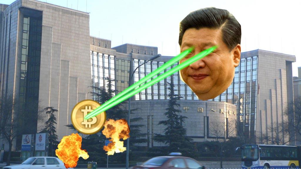 China califica su prohibición de criptomonedas como un éxito