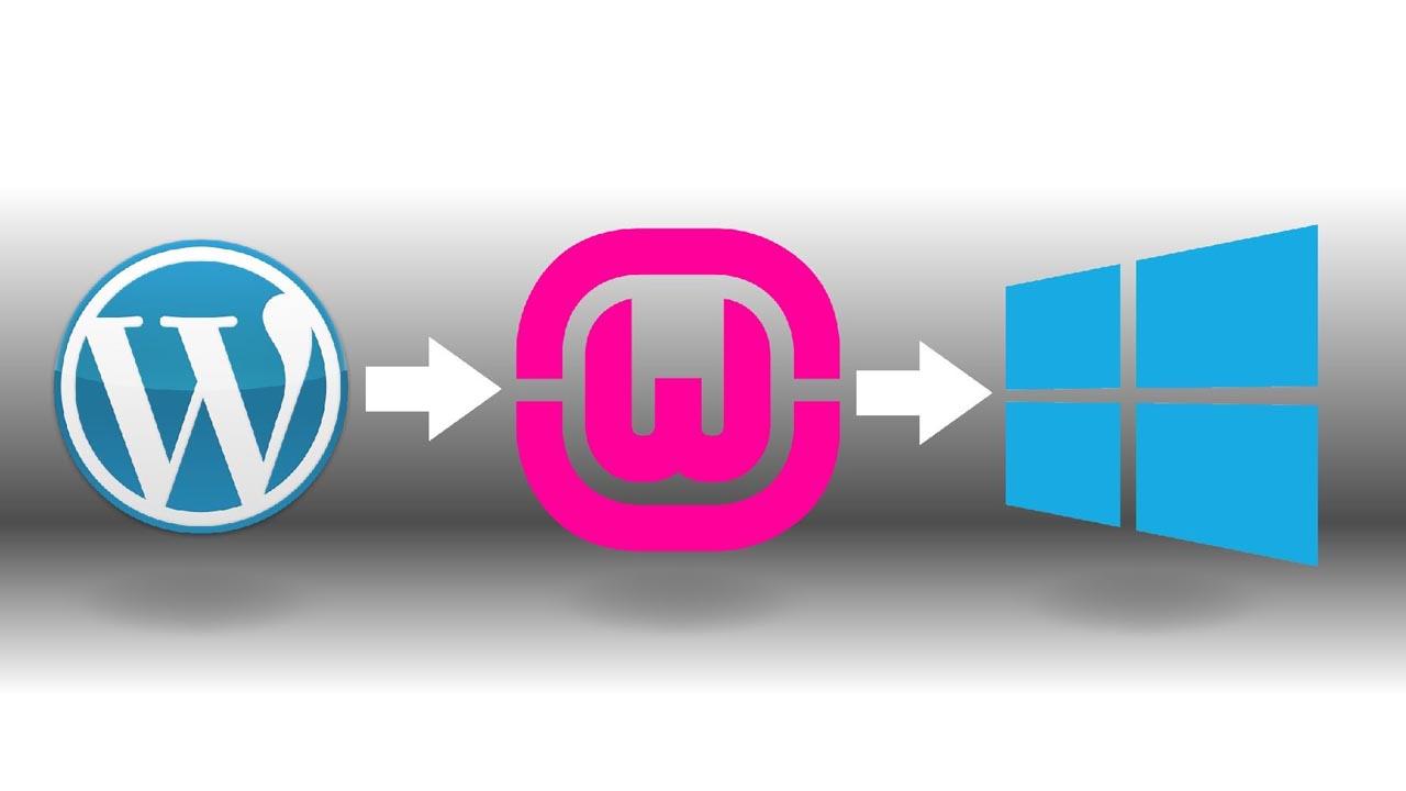 Cómo instalar localmente WordPress con WampServer