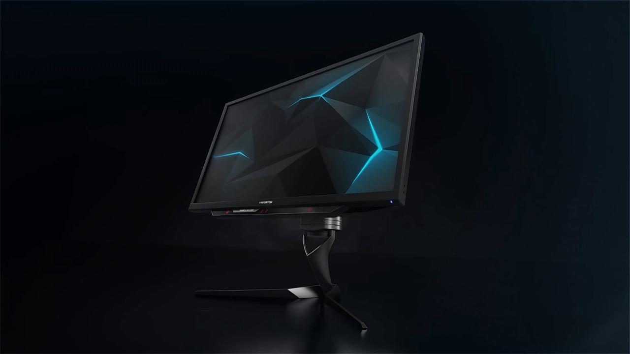 Los mejores monitores para gaming de 2018