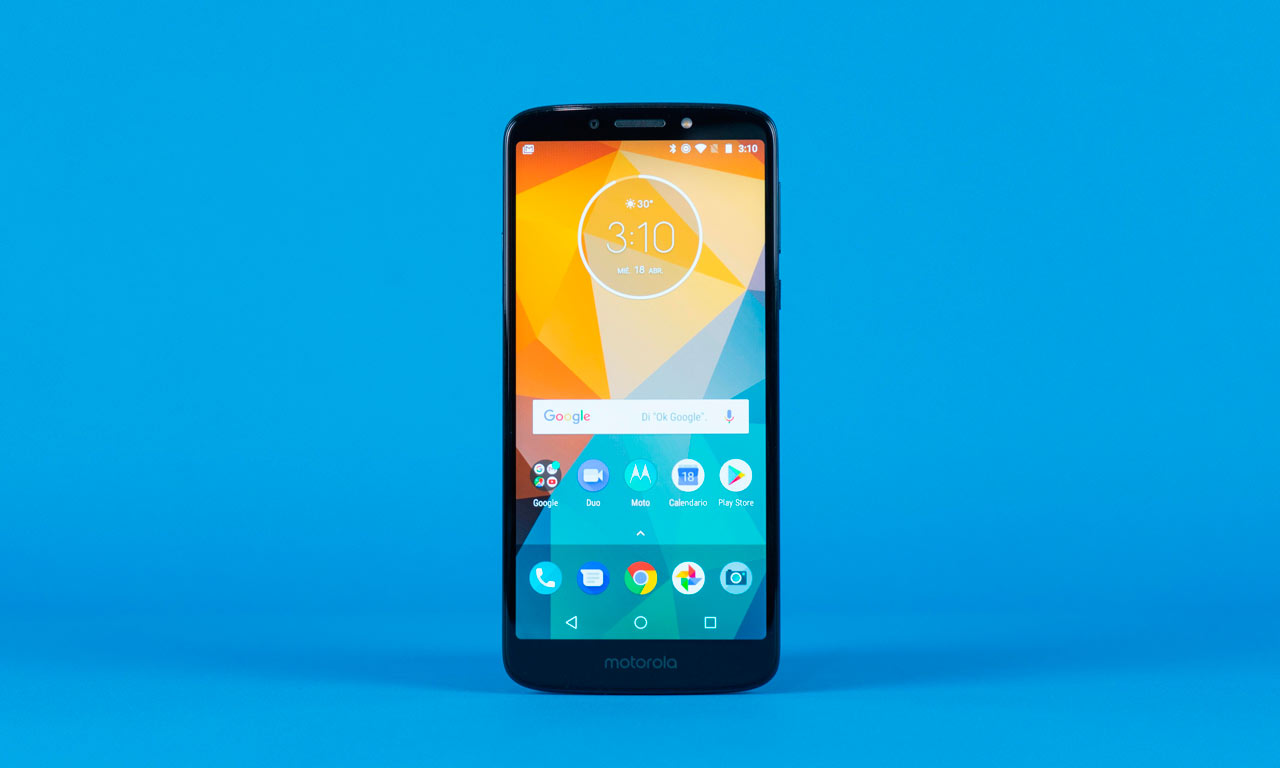 mejores móviles gama media 2018