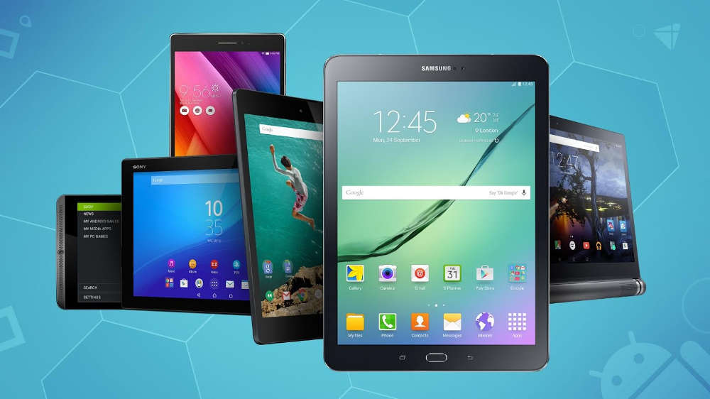 Las mejores tablets Android 2018