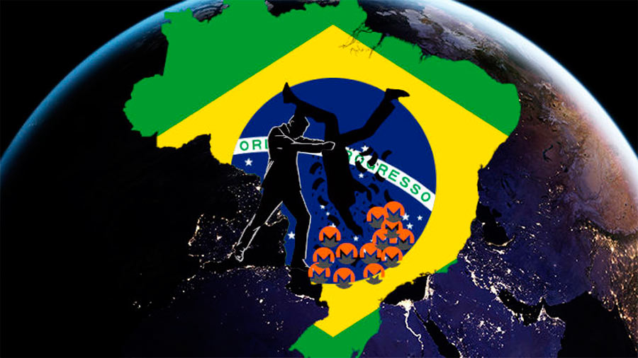 Más de 200.000 routers en Brasil afectados por un ataque de criptojacking