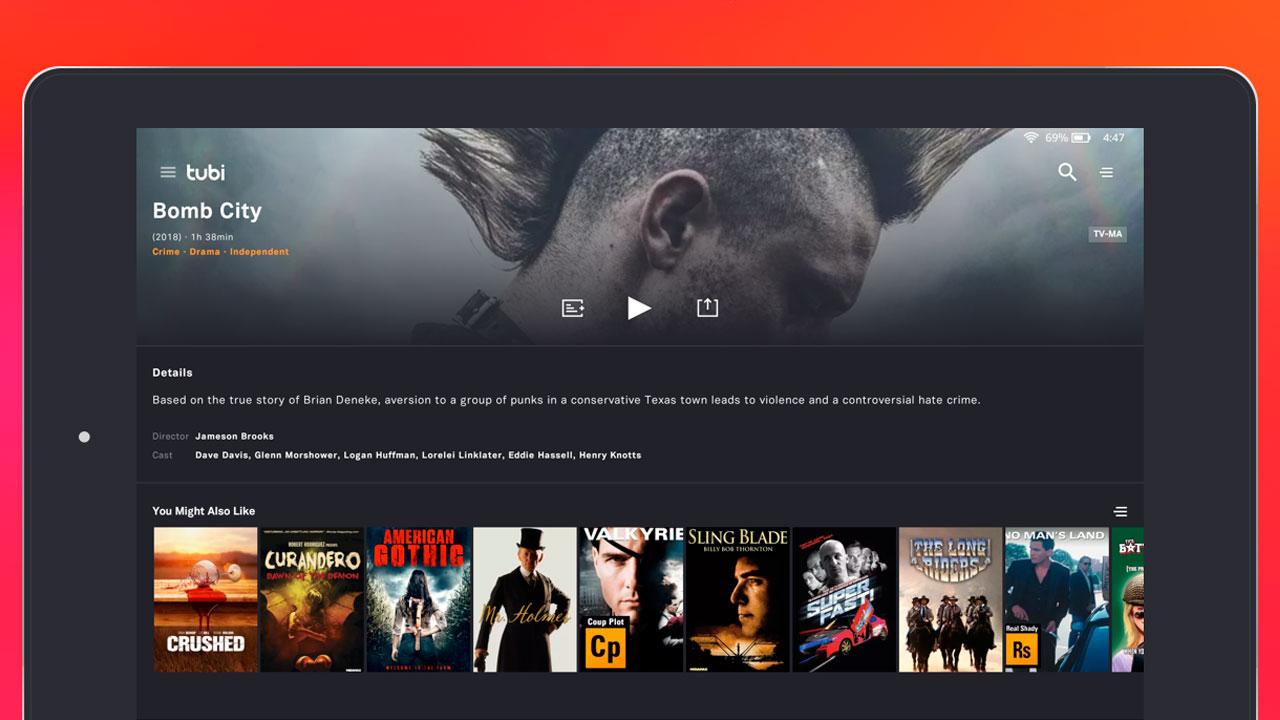 Las mejores aplicaciones para ver películas gratis en Android 2019