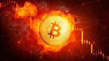 El precio del Bitcoin alcanza su nivel más bajo de los últimos 13 meses