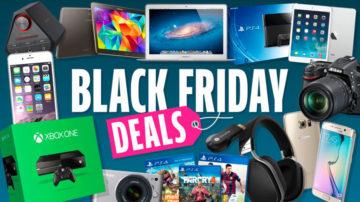 Black Friday y Cyber Monday 2018, la mejor predicción de ofertas