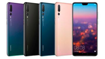 Los mejores móviles Huawei del momento (2018)