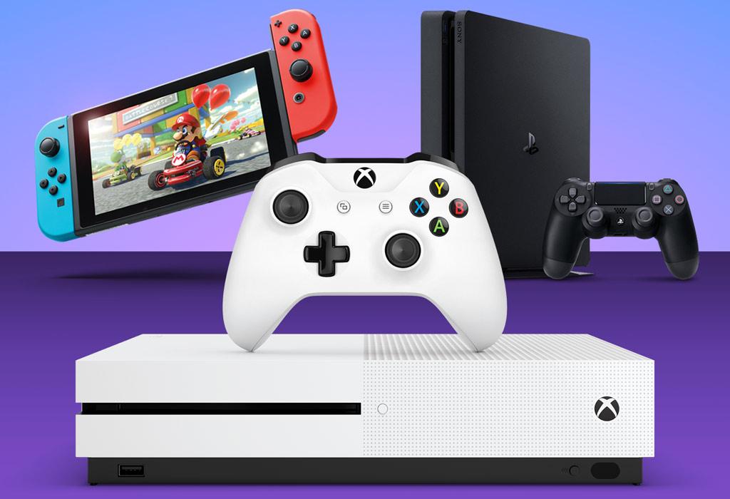 las mejores consolas de videojuegos 2018
