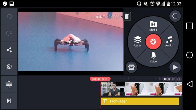 Los mejores editores de video android gratis
