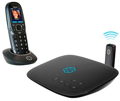 Ooma Telo VoIP set Los mejores teléfonos IP inalámbricos
