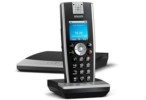 Snom 3098 M9R Los mejores teléfonos IP inalámbricos