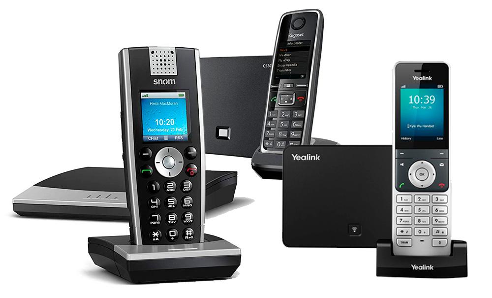 Los mejores teléfonos IP inalámbricos 2019