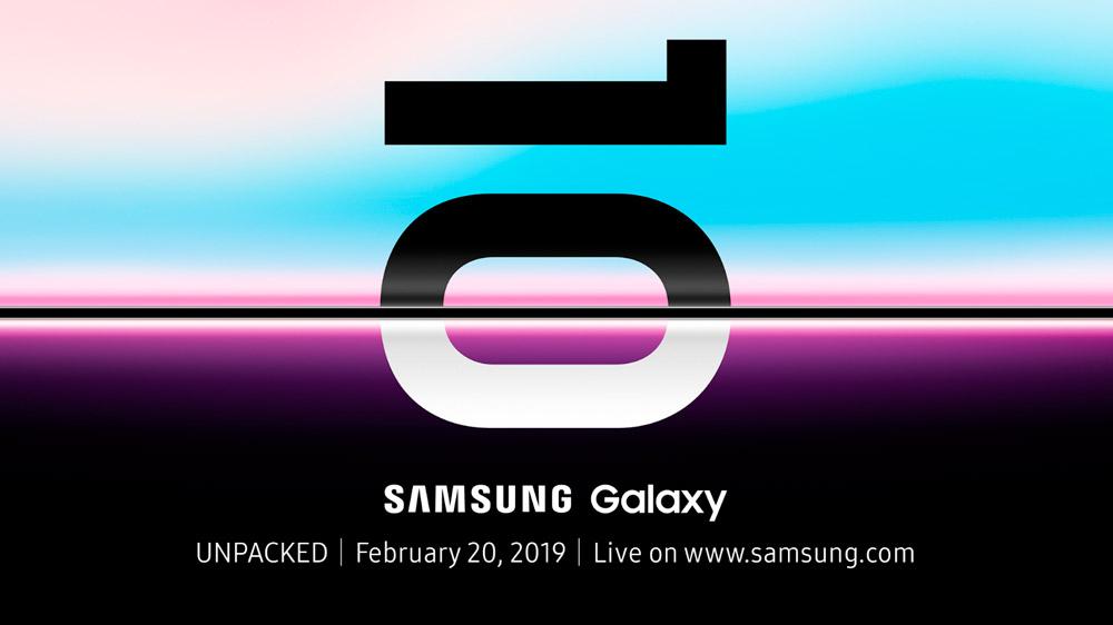 Fecha del lanzamiento del Samsung S10