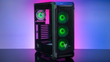 Armando un PC para juegos NVIDIA GTX 1660 por 600 dólares