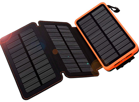 WPBPINE Solar Power Bank