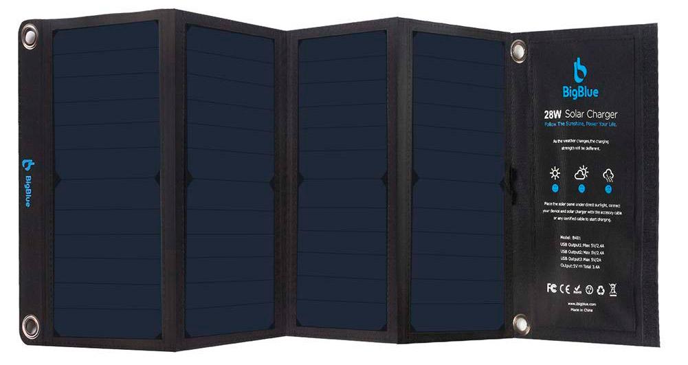 Los mejores cargadores solares para celulares