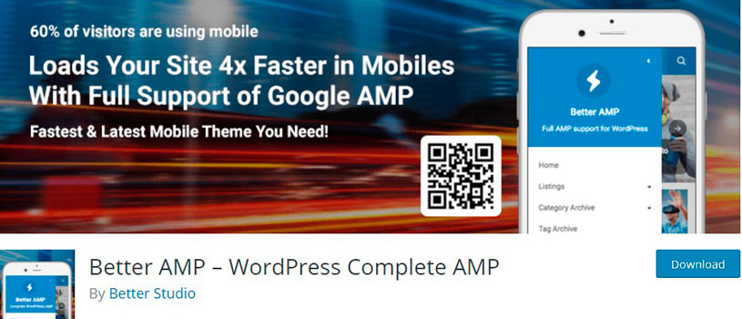 WordPress Complete AMP