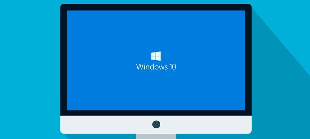 Nueva actualización de Windows 10 se aproxima