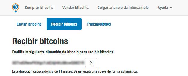 transferir Bitcoins desde Coinbase a tu cuenta bancaria